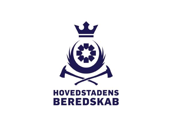 Hovedstadens Beredskab logo