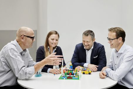 Inthrface og LEGO® SERIOUS PLAY® - certified facilitator