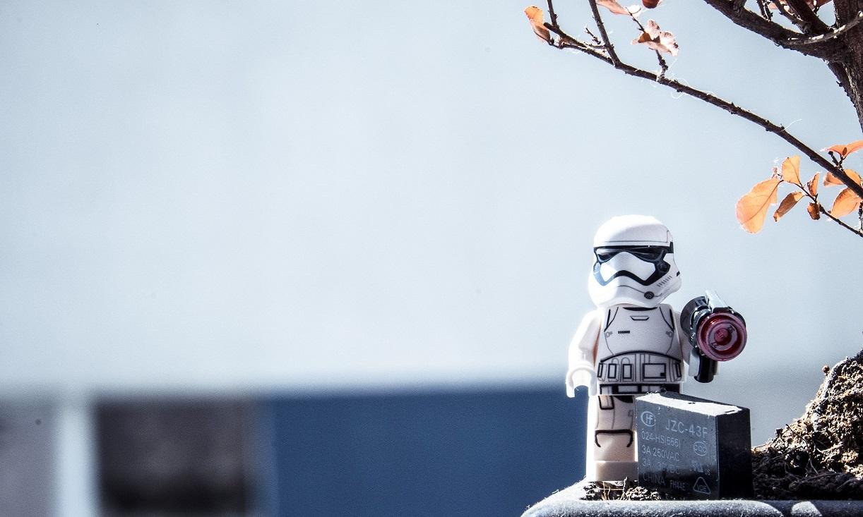 storm trooper – agile