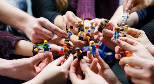 LEGO® SERIOUS PLAY® Workshops - Teamudvikling