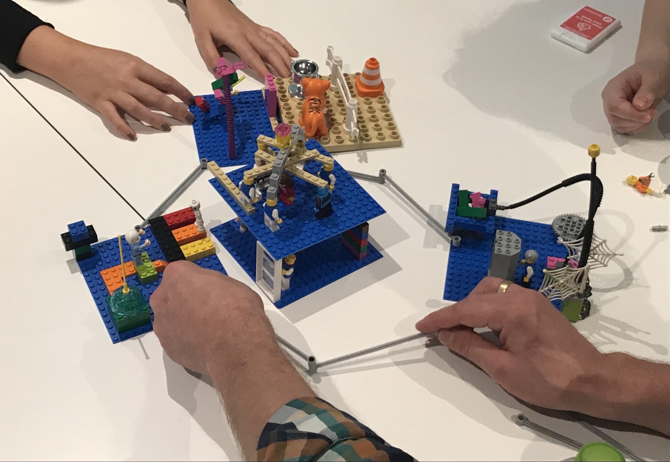 LEGO – leadership - LEGO Serious Play - Complete Certification