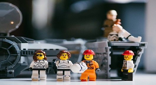 LEGO® SERIOUS PLAY® Workshops - Innovation og kundeorientering